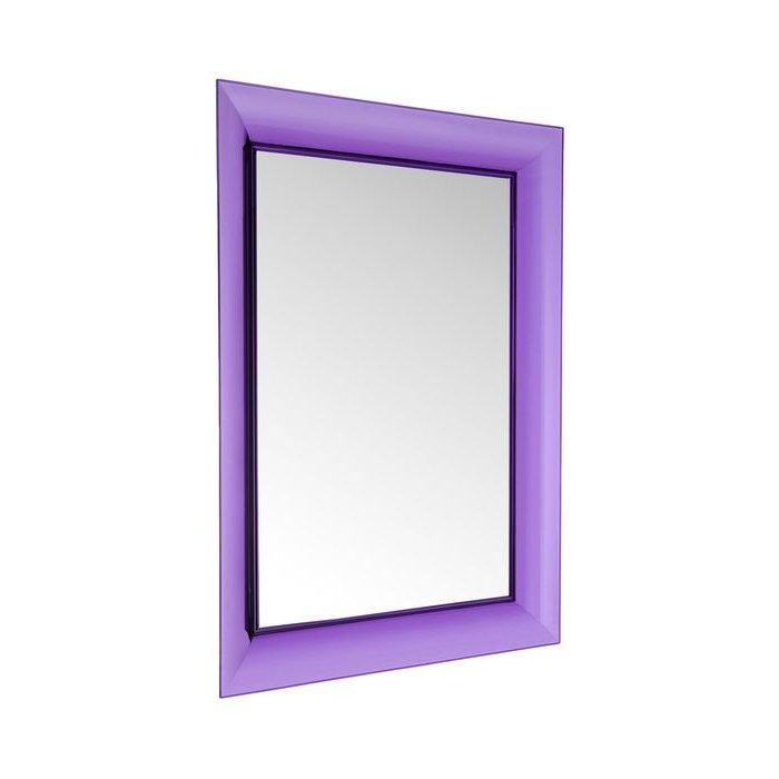 Francois Ghost Wandspiegel violett