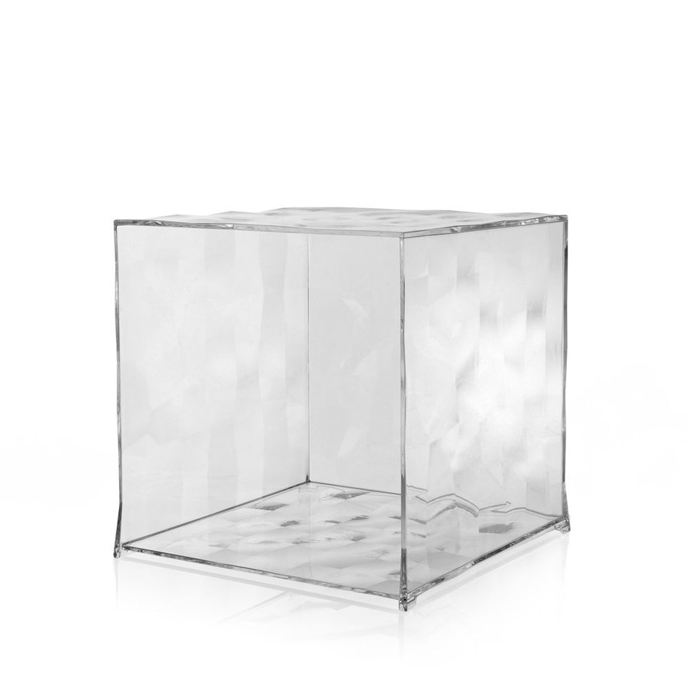 OPTIC Container ohne Tür transparent kristallklar