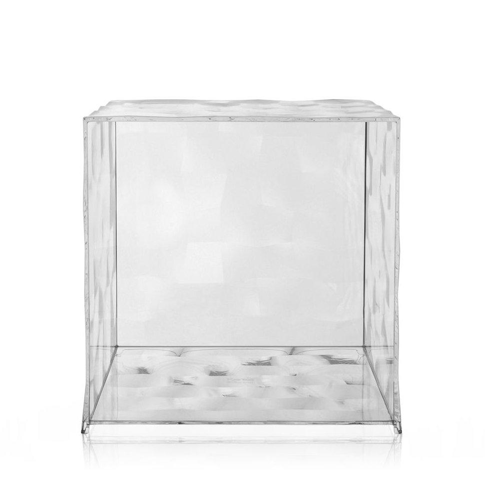 Optic Container von Kartell, glasklar