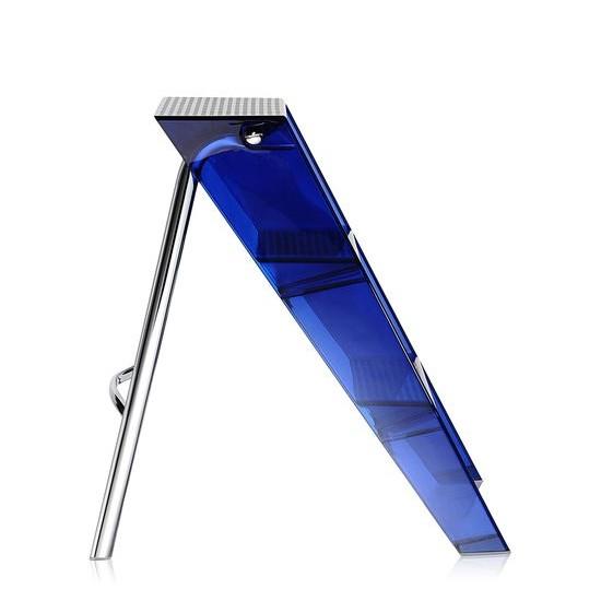 UPPER Klappleiter kobaltblau
