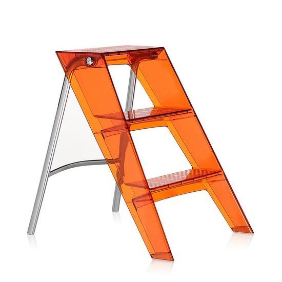 Upper Klappleiter orangerot