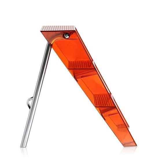UPPER Klappleiter orange