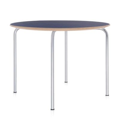 Maui Tisch rund 100 cm, H 72 cm, marineblau (3M)