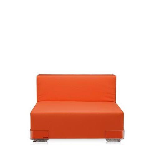 Plastics Sitzelemente Kartell orange