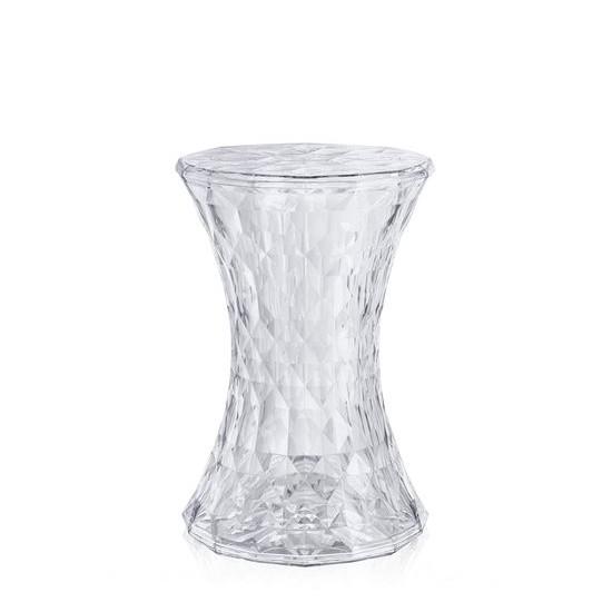 Stone Beistelltisch / Hocker kristall