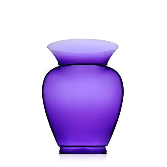 La Boheme Gargantua Vase violett