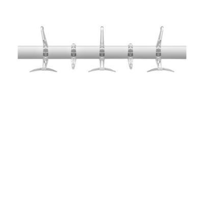 Hanger wandgarderobe von kartell bei for Garderobe 60 cm