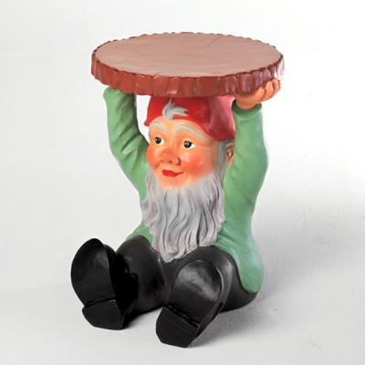 Gnome Hocker/Beistelltisch