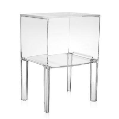SMALL GHOST BUSTER Nachttisch glasklar