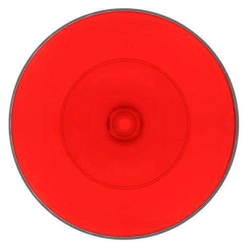 TipTop Beistelltisch 8600V5 rot, Tischplatte