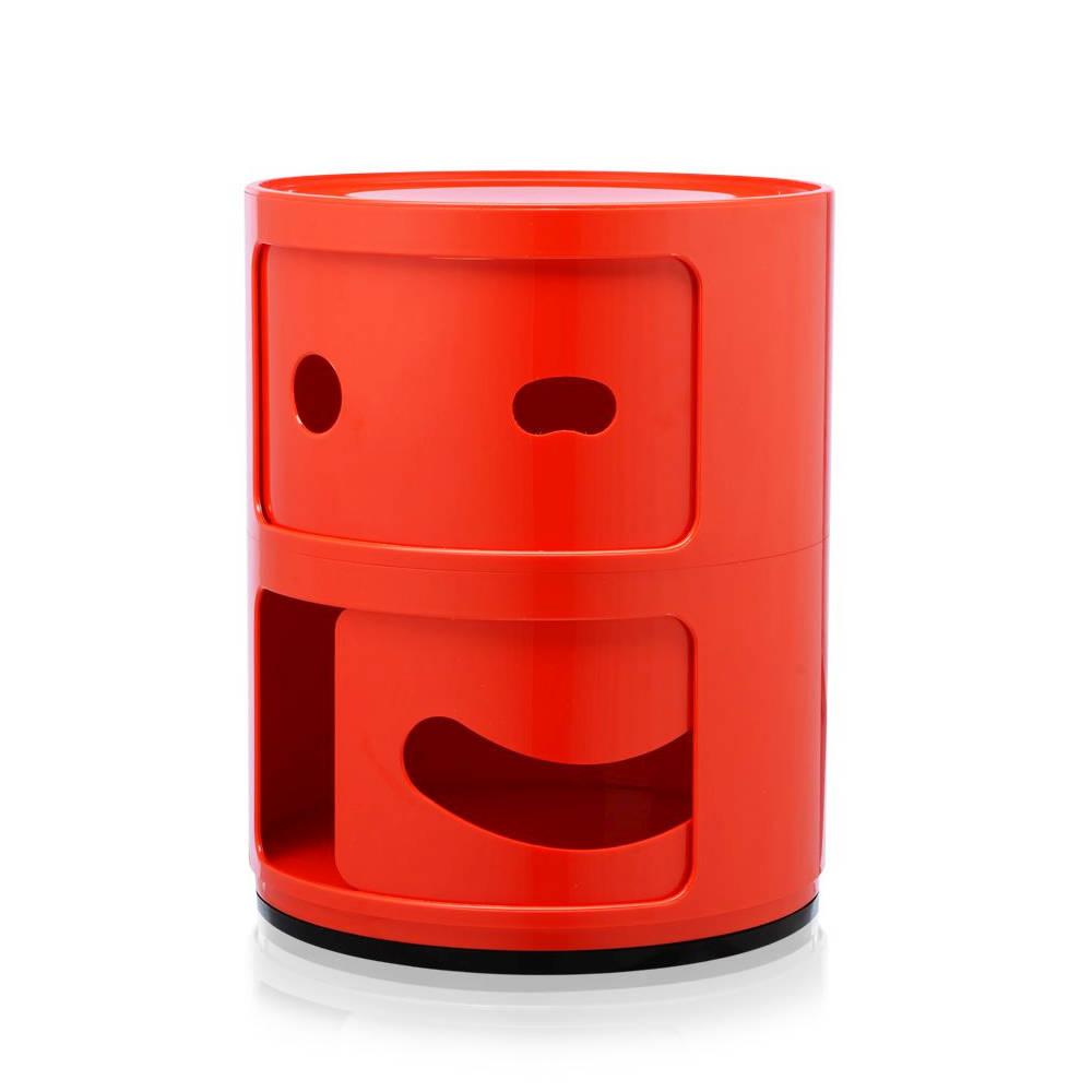 COMPONIBILI SMILE Container mit geöffneter Tür