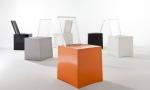 Miss Less Stuhl, Marke Kartell, Designer Philippe Starck