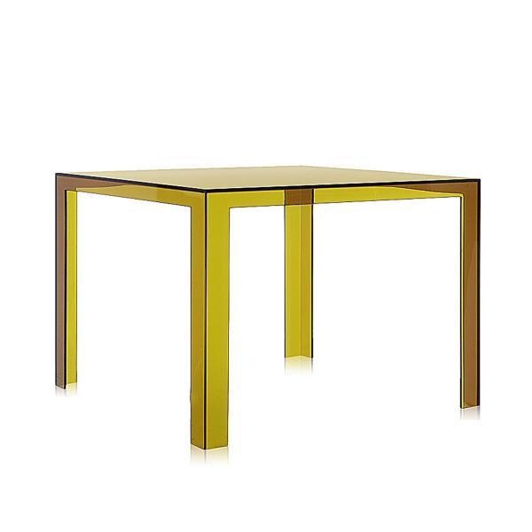 Invisible Table Esstisch, algengrün, von Kartell