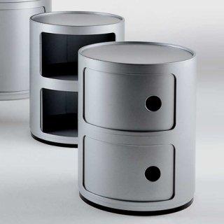 Componibili Container FIX silber