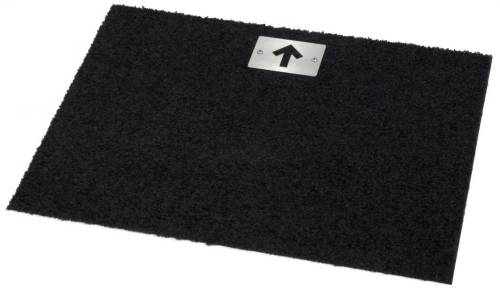 STRAIGHT Fußmatte groß