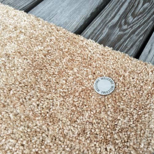 BRAVISSIMO Schuhabstreifer sand