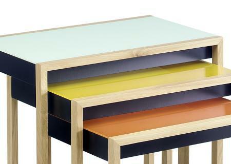 nesting satztische beistelltische von klein und more bei. Black Bedroom Furniture Sets. Home Design Ideas