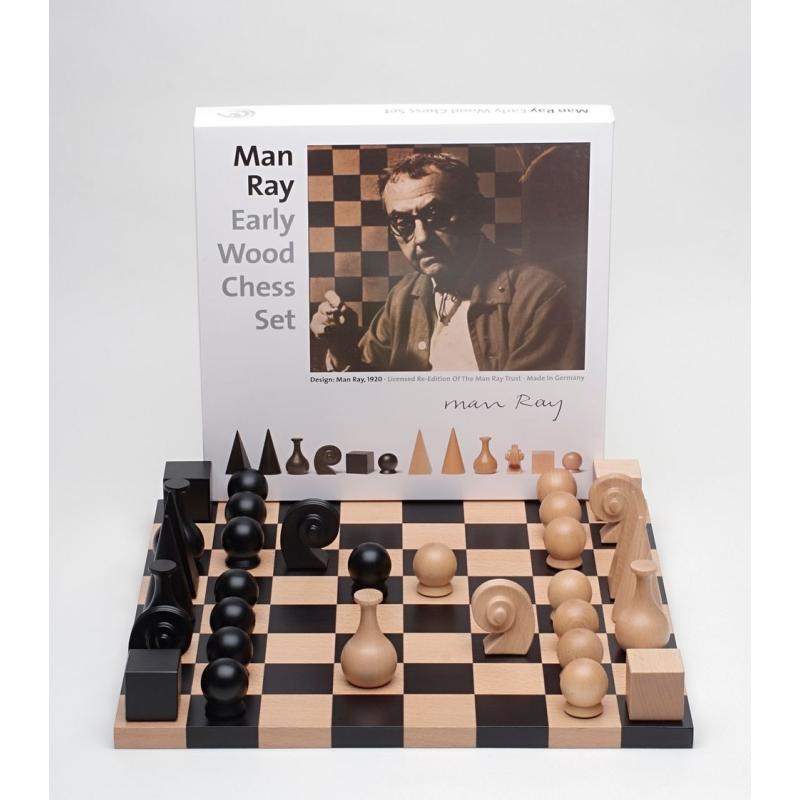 MAN RAY Schachspiel