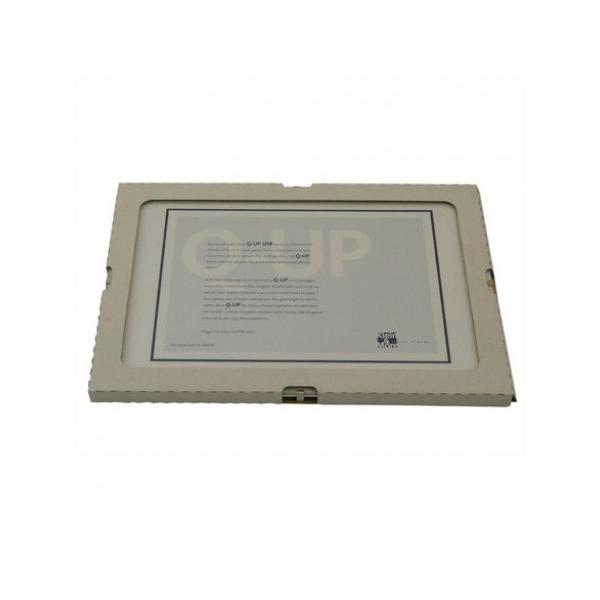 Zusätzlicher Bildhalter für Q-UP DIN A4 (quer oder vertikal)