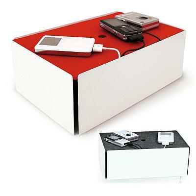 Charge-Box Kabelbox