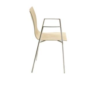 Thin Stuhl S15 Eiche gebleicht