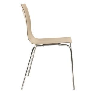 Thin Stuhl S16 Eiche gebleicht