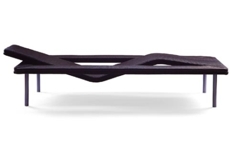 Oyster Daybed Loomtex Liege