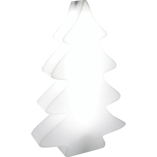 LUMENIO LIGHT MAXI beleuchteter Weihnachtsbaum icewhite