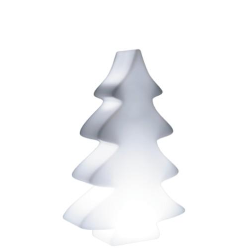 LUMENIO LED MICRO beleuchteter Weihnachtsbaum weiß