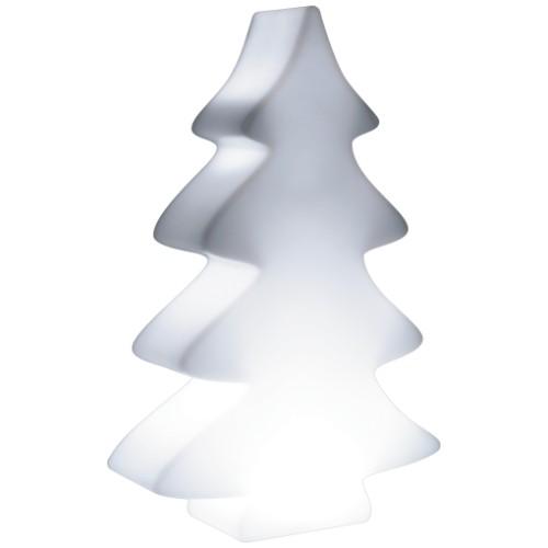 Tannenbaum Weiss Led.Led Beleuchteter Weihnachtsbaum Von Lumenio Bei Homeform De