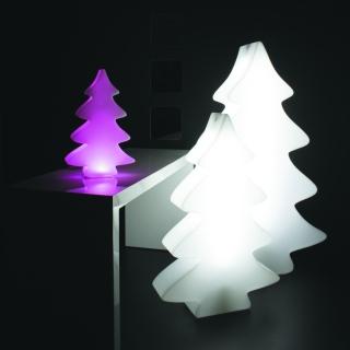 Led beleuchteter weihnachtsbaum von lumenio bei for Weihnachtsbaum mini led