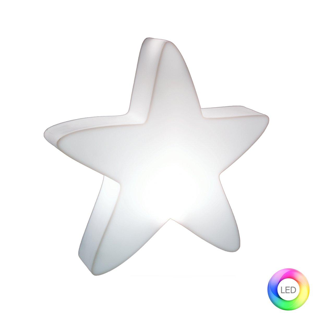 LUMENIO LED Stern beleuchtet 50 cm