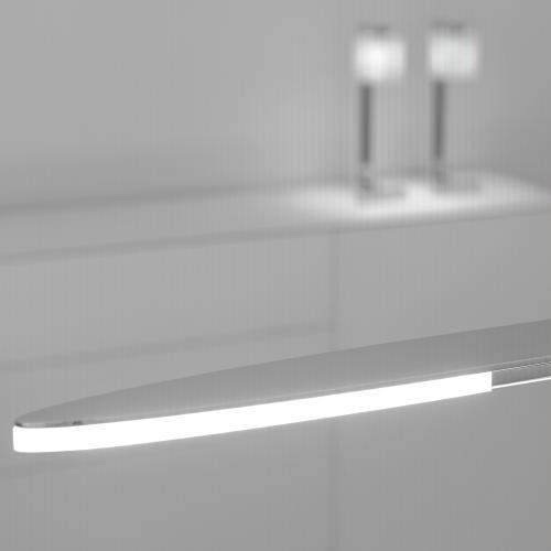 VOLARE basso Hängeleuchte, blendfreie LED-Beleuchtung