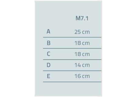 M7.1 Blumentopf