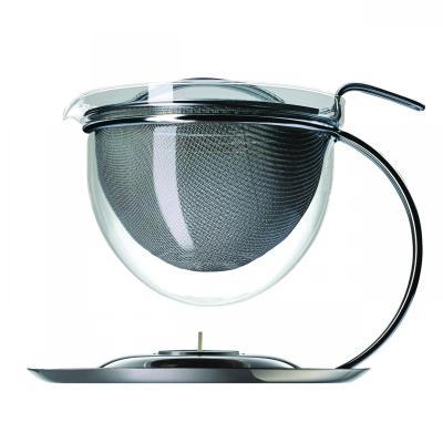 filio Teekanne 1,5 Liter, mit integr. Stövchen und Teesieb