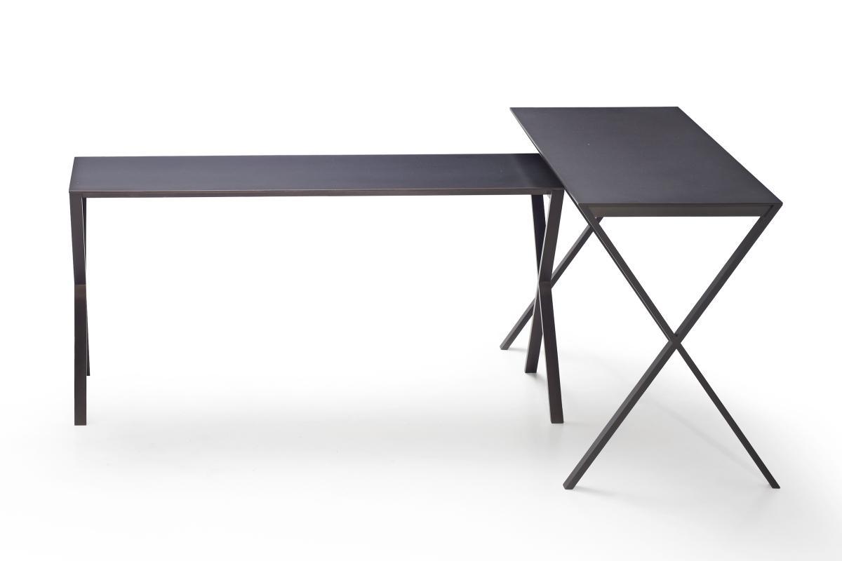 LAX Konsole Stahl, 40 und 45 cm hoch, einzeln oder in Kombination stellbar