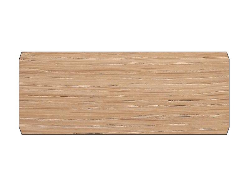 PERO Tisch rechteckig, Detail der Kanten