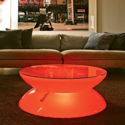 LOUNGE Leuchttisch LED Indoor und Outdoor