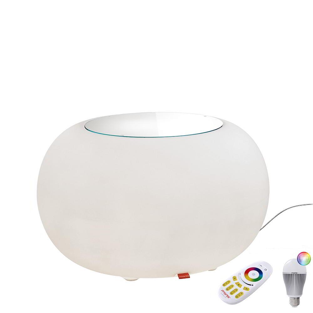 BUBBLE Leuchttisch mit LED-Funk Technik