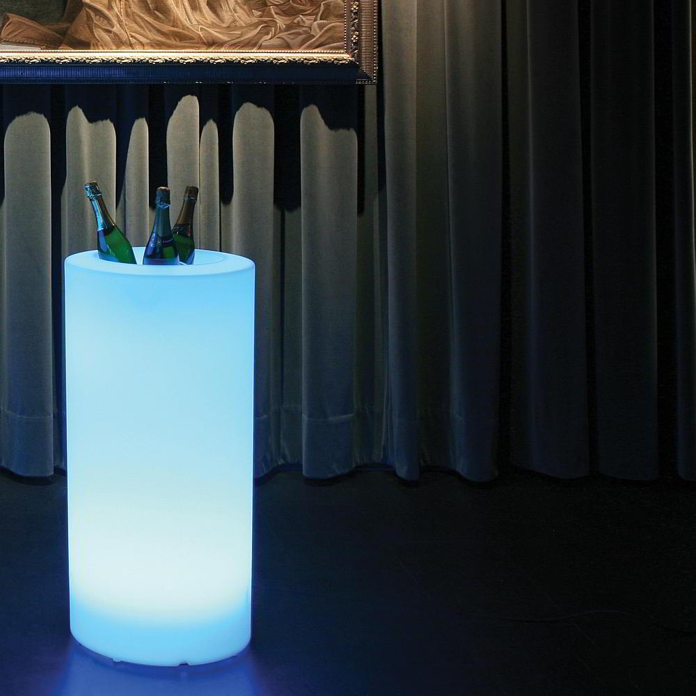 COOLER Flaschenkühler beleuchtet