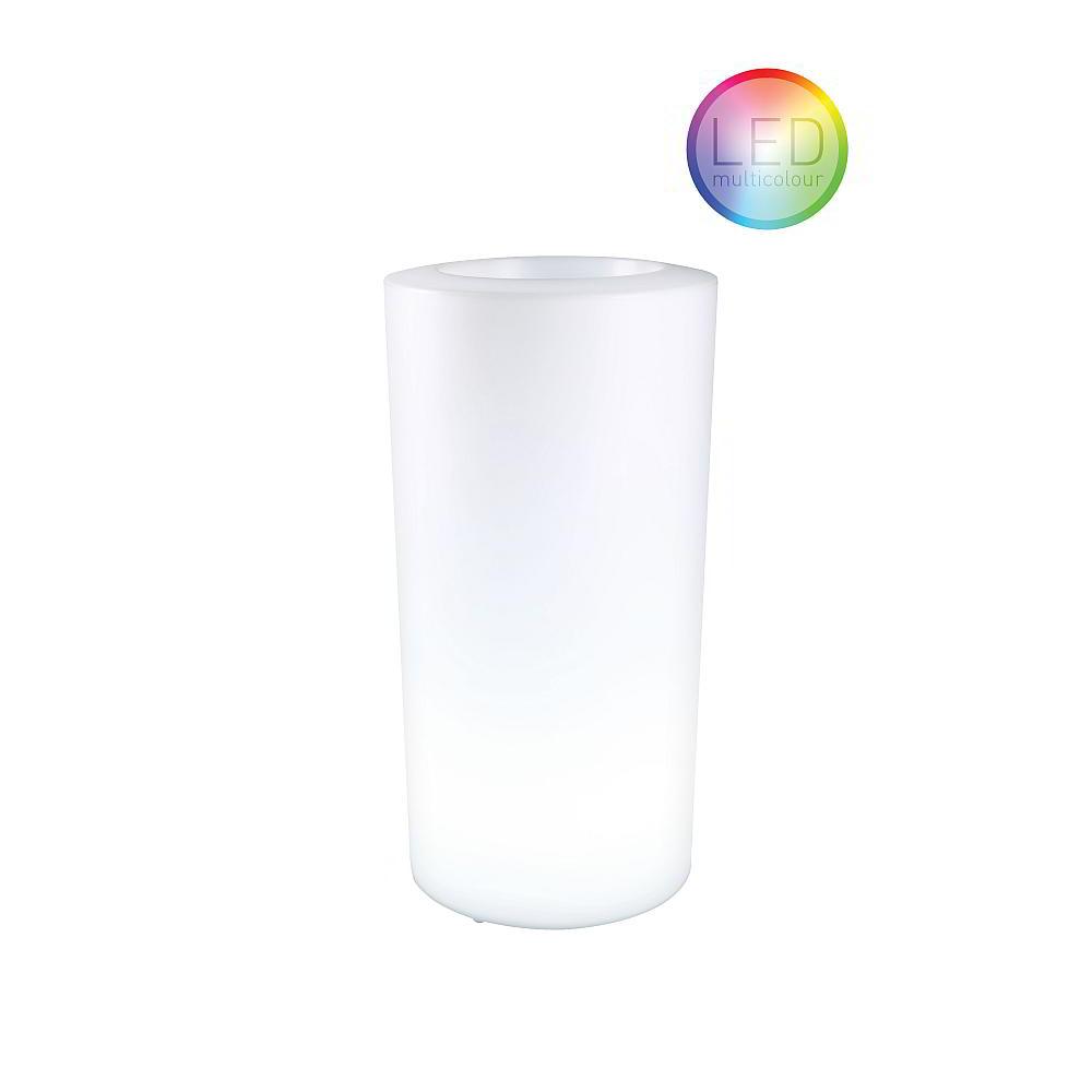COOLER Sektkühler mit Beleuchtung LED Pro Accu (IR Multicolour)