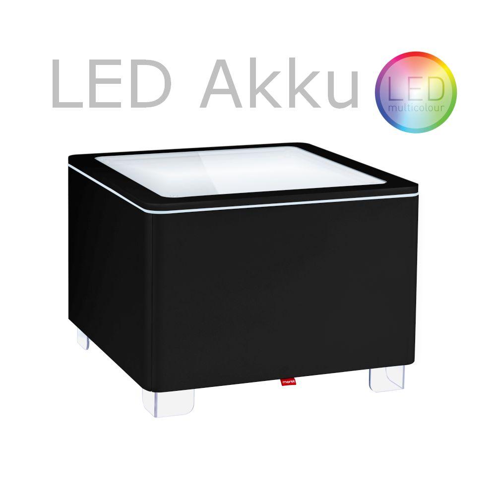 beleuchteter tisch von ora led akku und led pro akku von moree bei. Black Bedroom Furniture Sets. Home Design Ideas