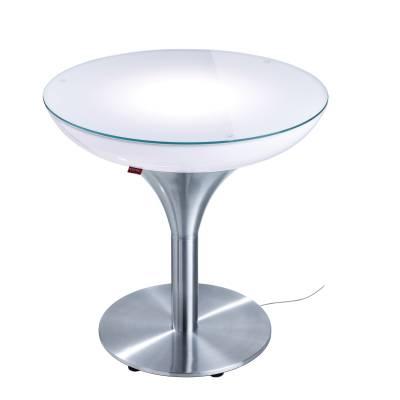 LOUNGE M 55 beleuchteter Tisch Indoor