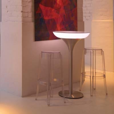 Lounge M 105 beleuchteter Stehtisch