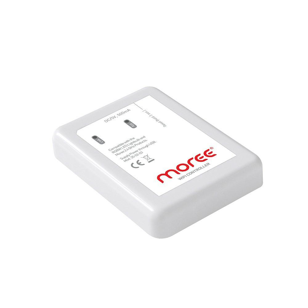App und WIFI-Controller für LED RGBW LED von moree