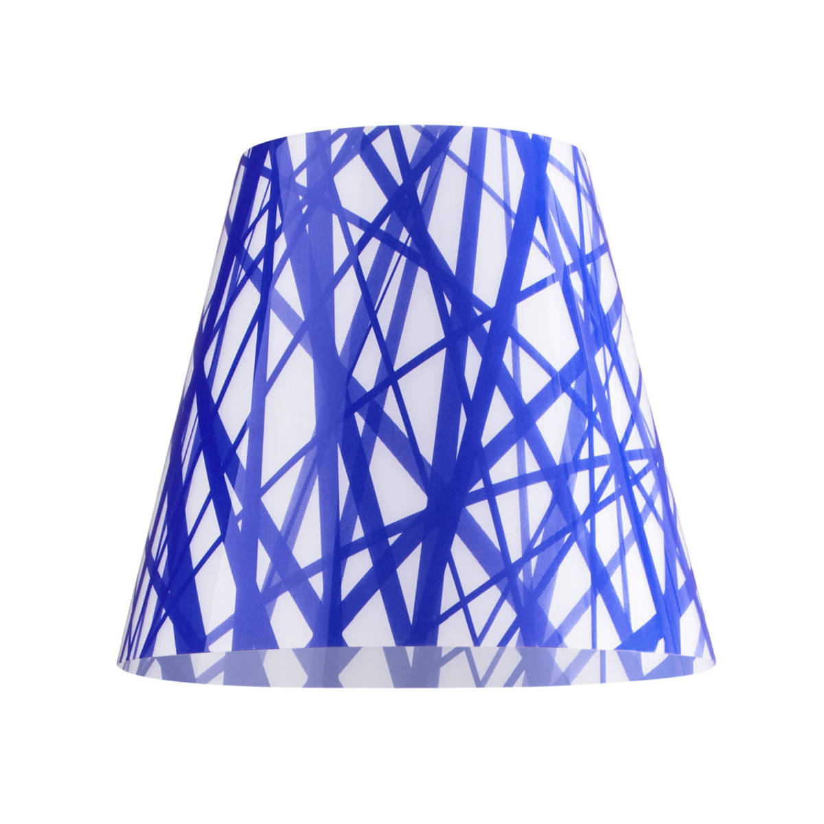 SWAP Cover, Lampenschirm BLUE LINES