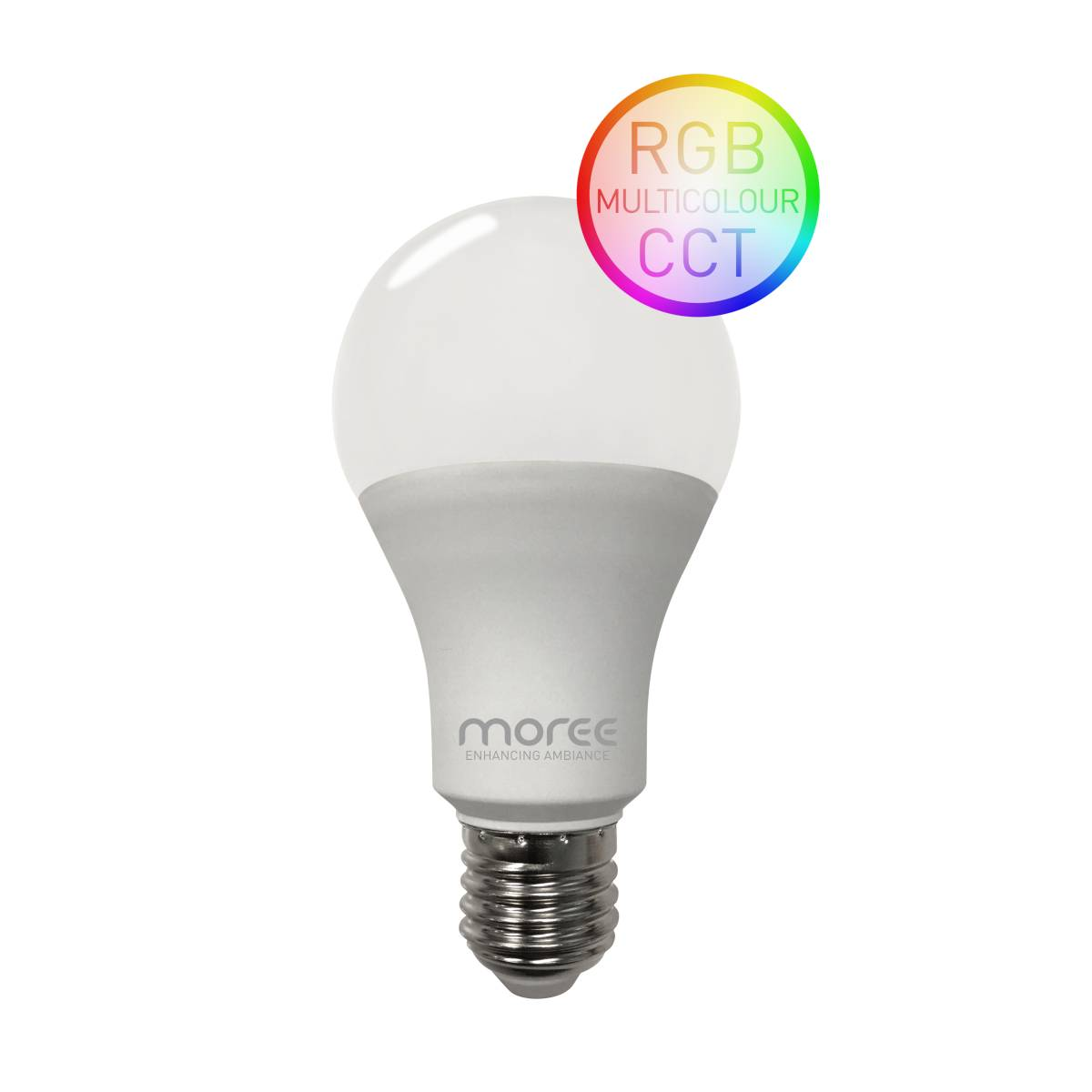 LED RGB Leuchtmittel WLAN für Alexa und Google Assistent