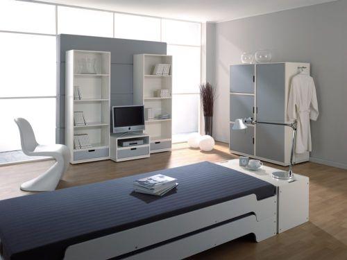 Stapelliege Rolf Heide - Jederzeit ein weiteres Bett verfügbar