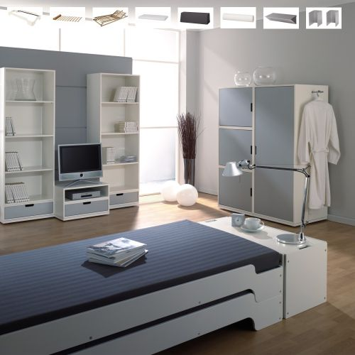 stapelliege komforth he von rolf heide bei. Black Bedroom Furniture Sets. Home Design Ideas