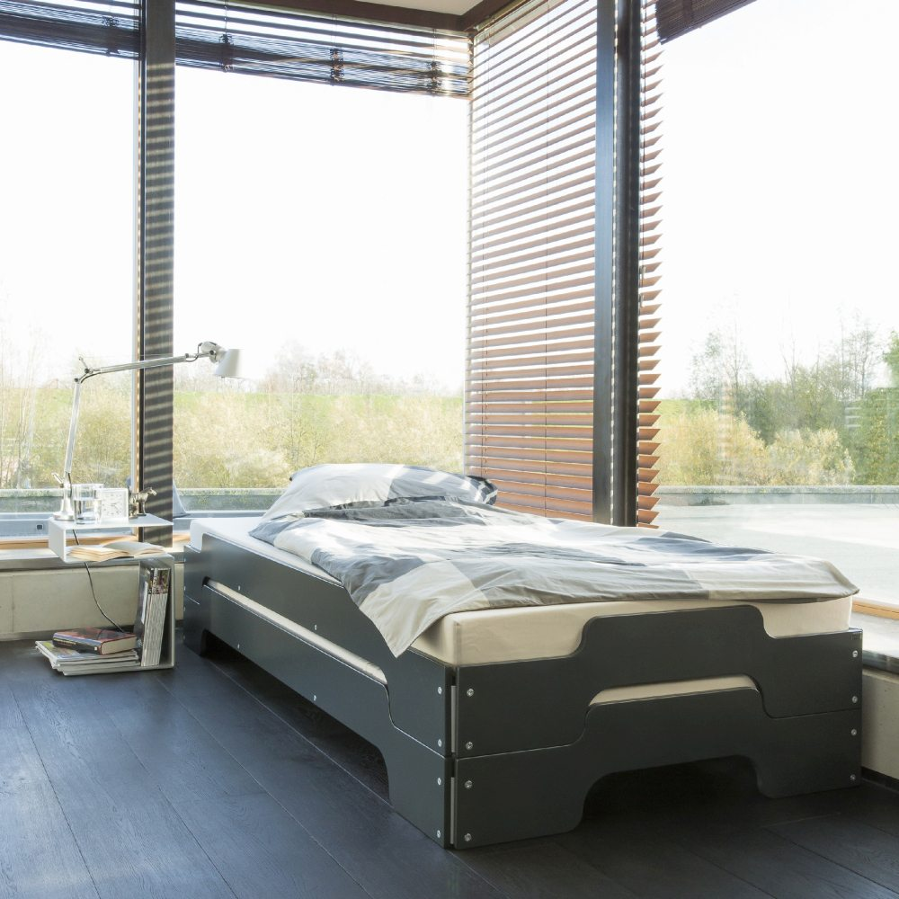 sondergr en stapelliege rolf heide bei. Black Bedroom Furniture Sets. Home Design Ideas